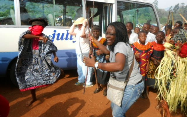 Footsteps Tourism in Cameroon at CAMAST