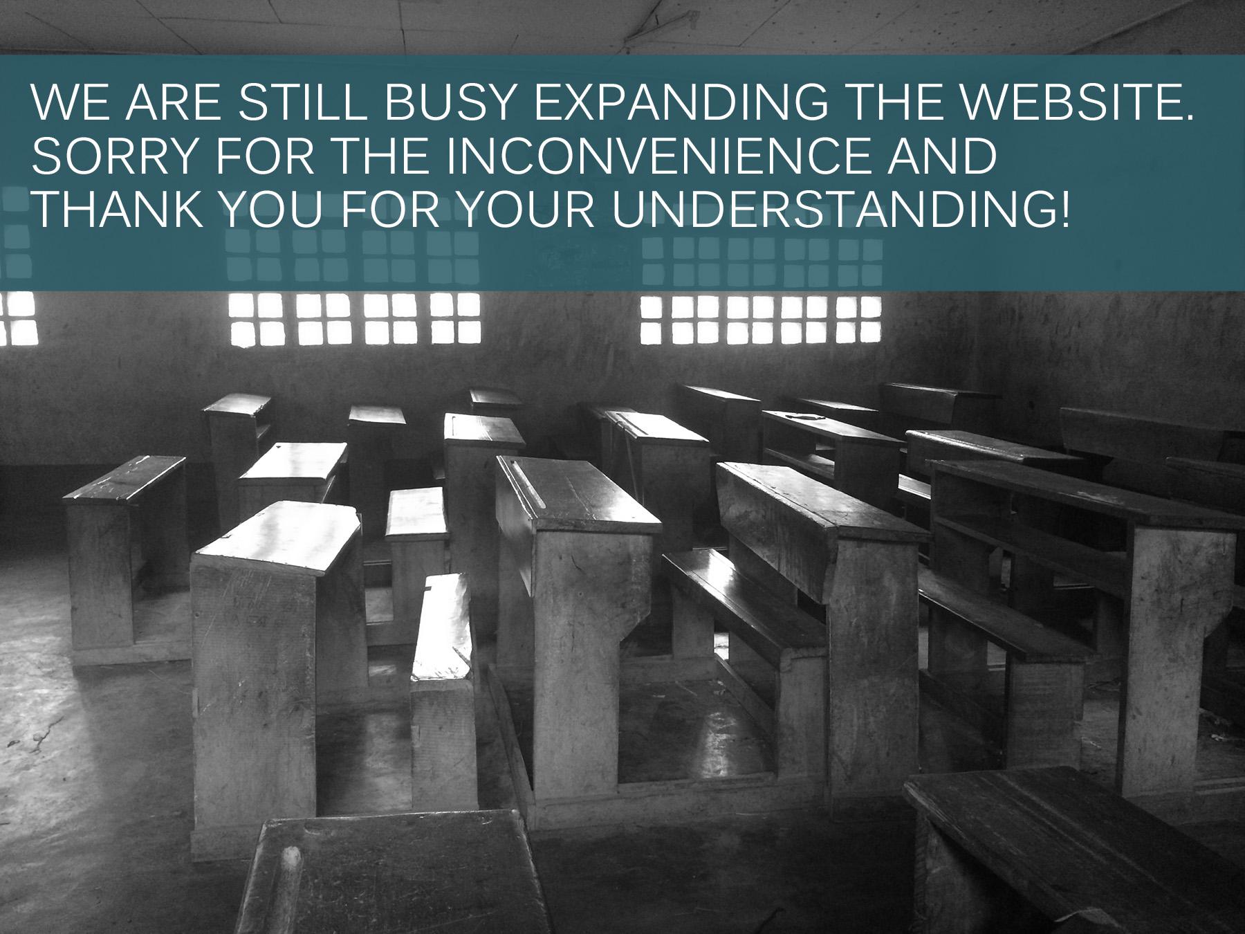 Expanding Website